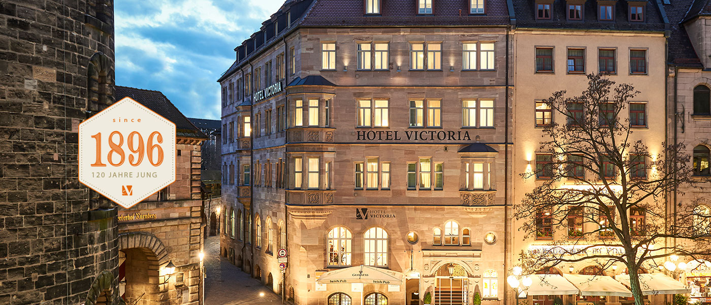 Victoria Logo Hotel