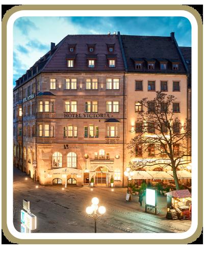 Your Privatly Run Hotel In Nuremberg Hotel Victoria